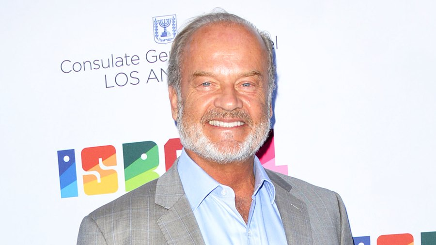 Kelsey Grammer attends a private celebration of The 70th Anniversary of Israel hosted by the Consul General of Israel on June 10, 2018 in Los Angeles, California.