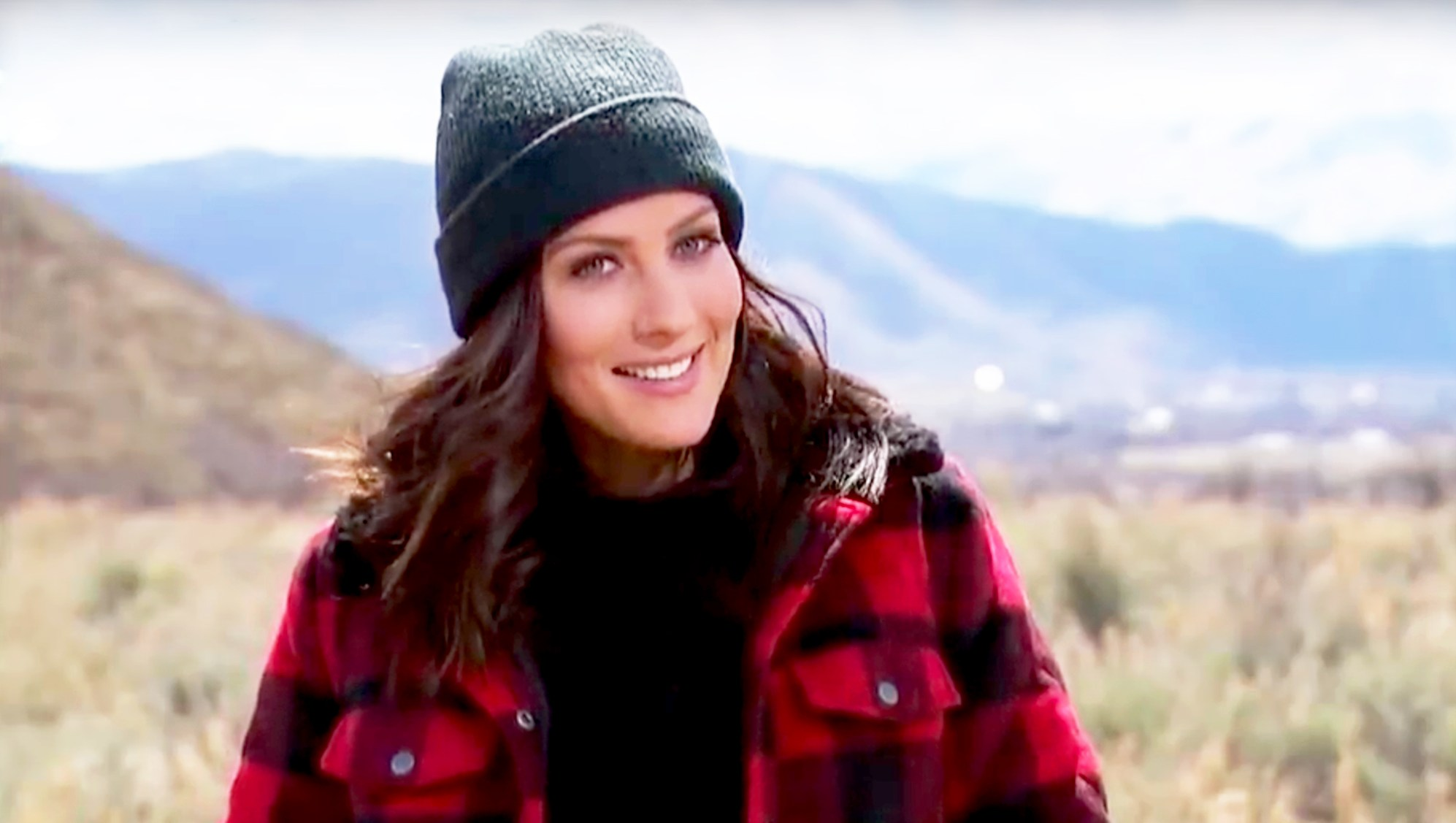 Becca Kufrin on 'The Bachelorette'