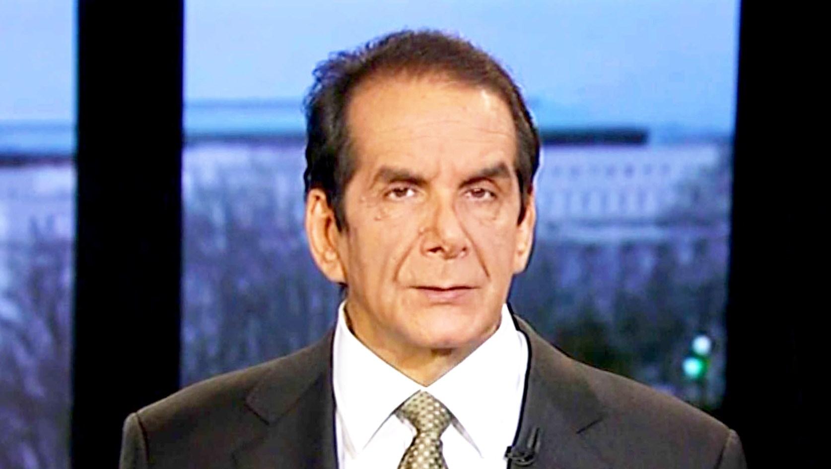 'Fox News' star Charles Krauthammer