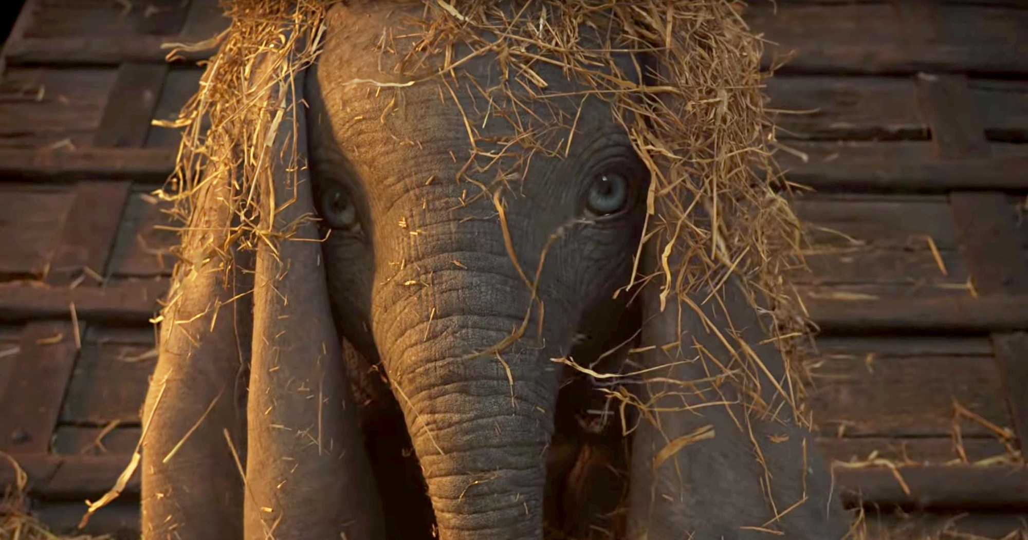 'Dumbo' Trailer: First Look at Tim Burton's Live-Action Remake