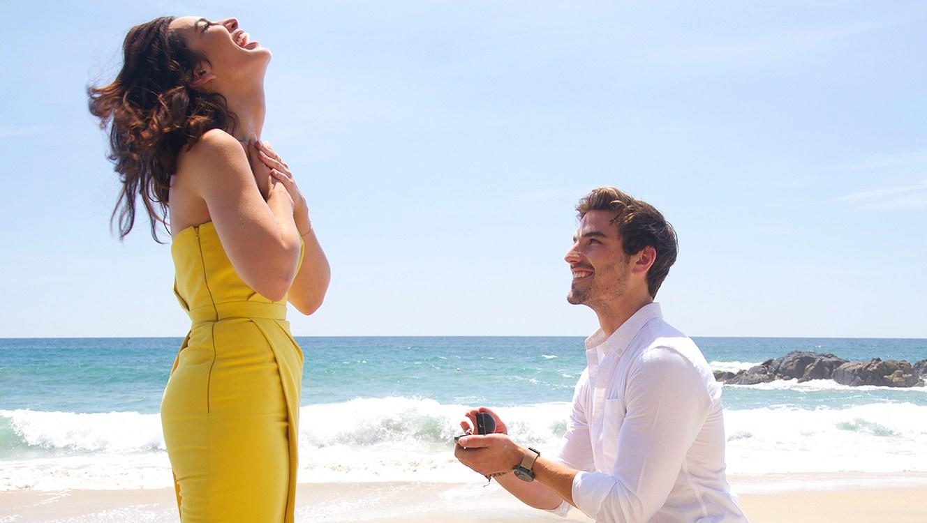 Ashley Laconetti and Jared Haibon, became engaged