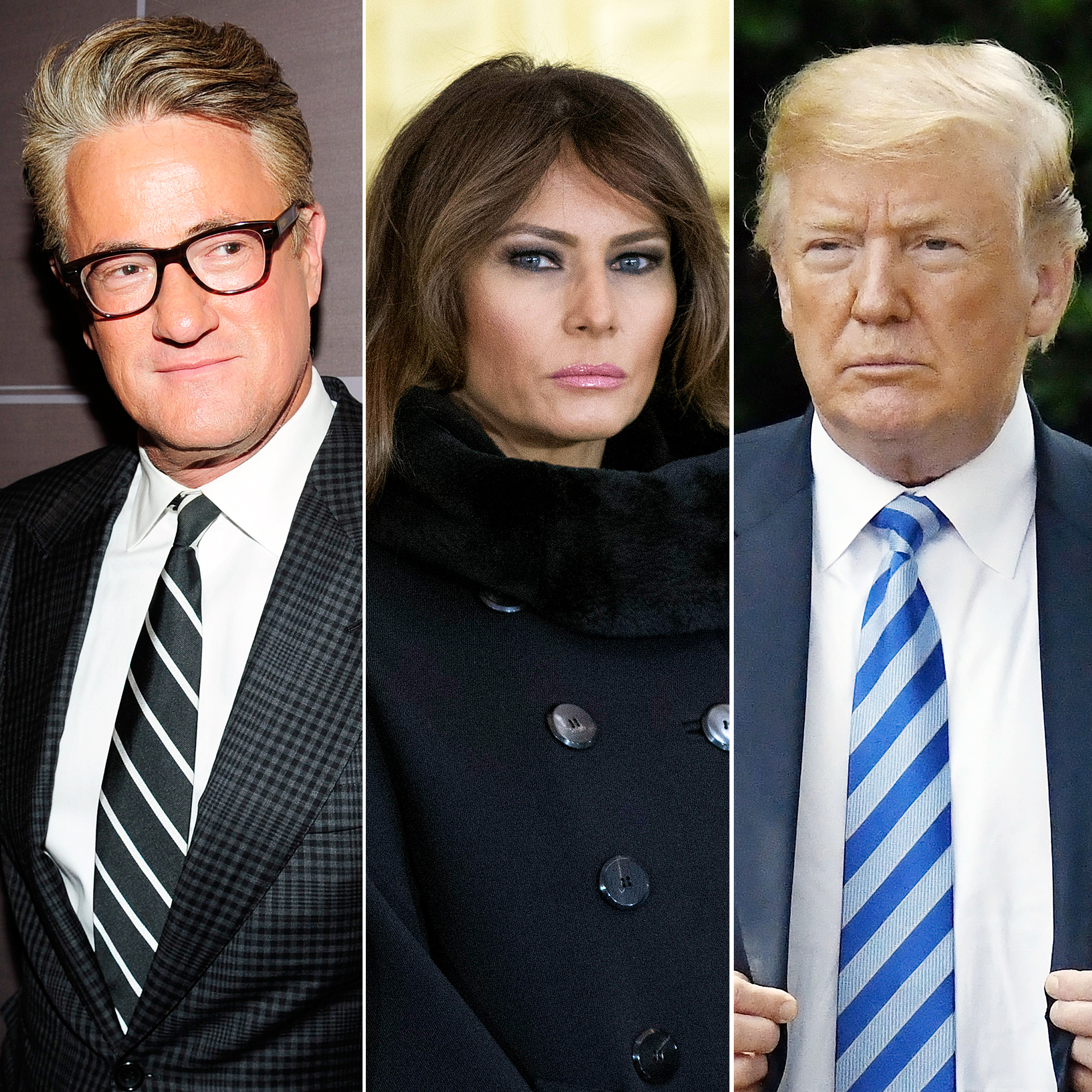 Joe Scarborough Donald Trump Melania Trump Facelift Rumors