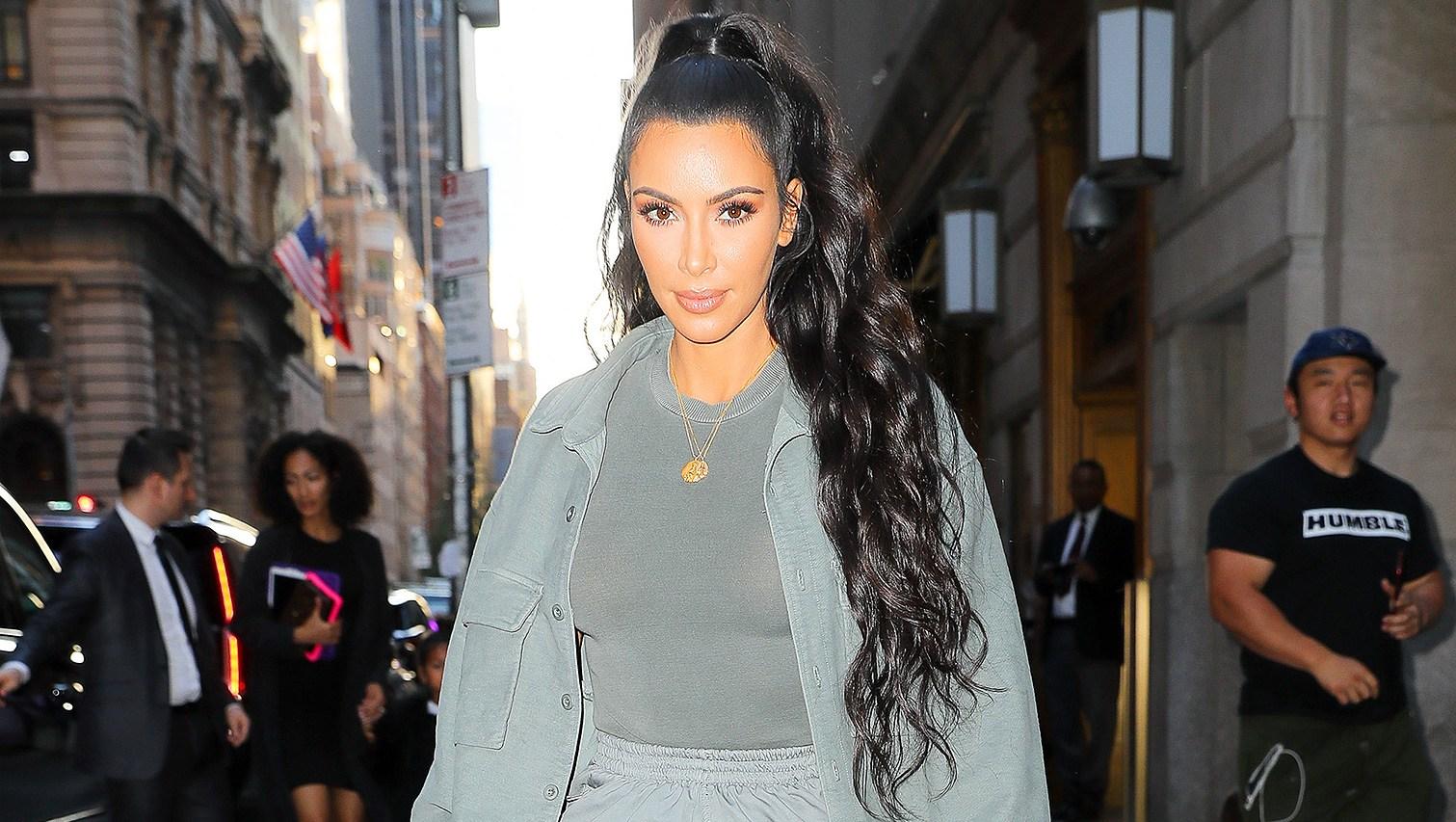 Kim Kardashian, Chicago, Snapchat