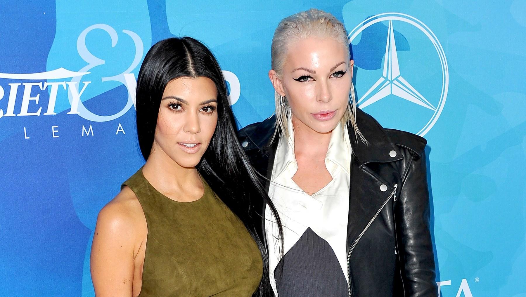 Kourtney-Kardashian-and-Joyce-Bonelli