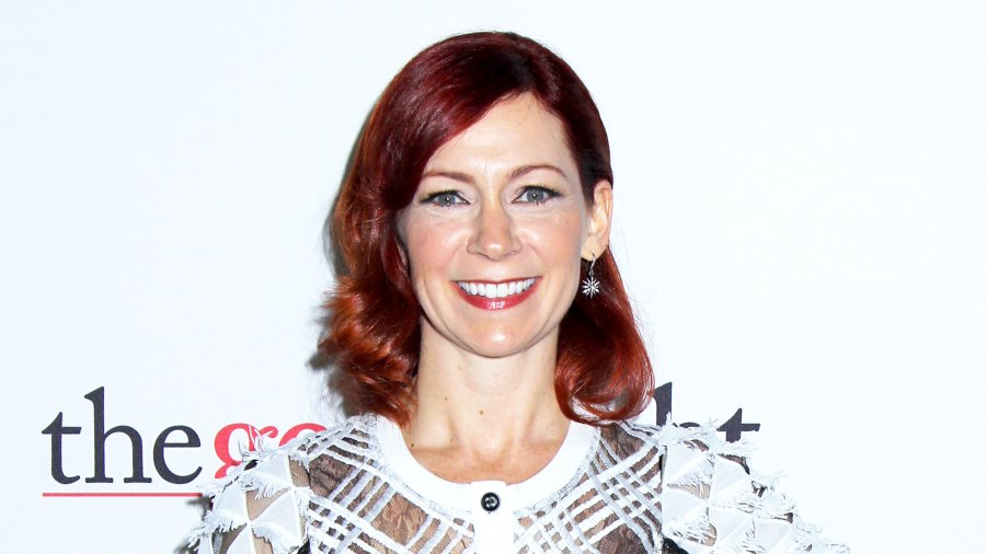 Carrie Preston at the 'The Good Fight' World Premiere at Jazz at Lincoln Center on February 8, 2017 in New York City.