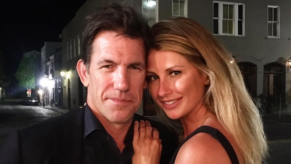 Thomas Ravenel and Ashley Jacobs