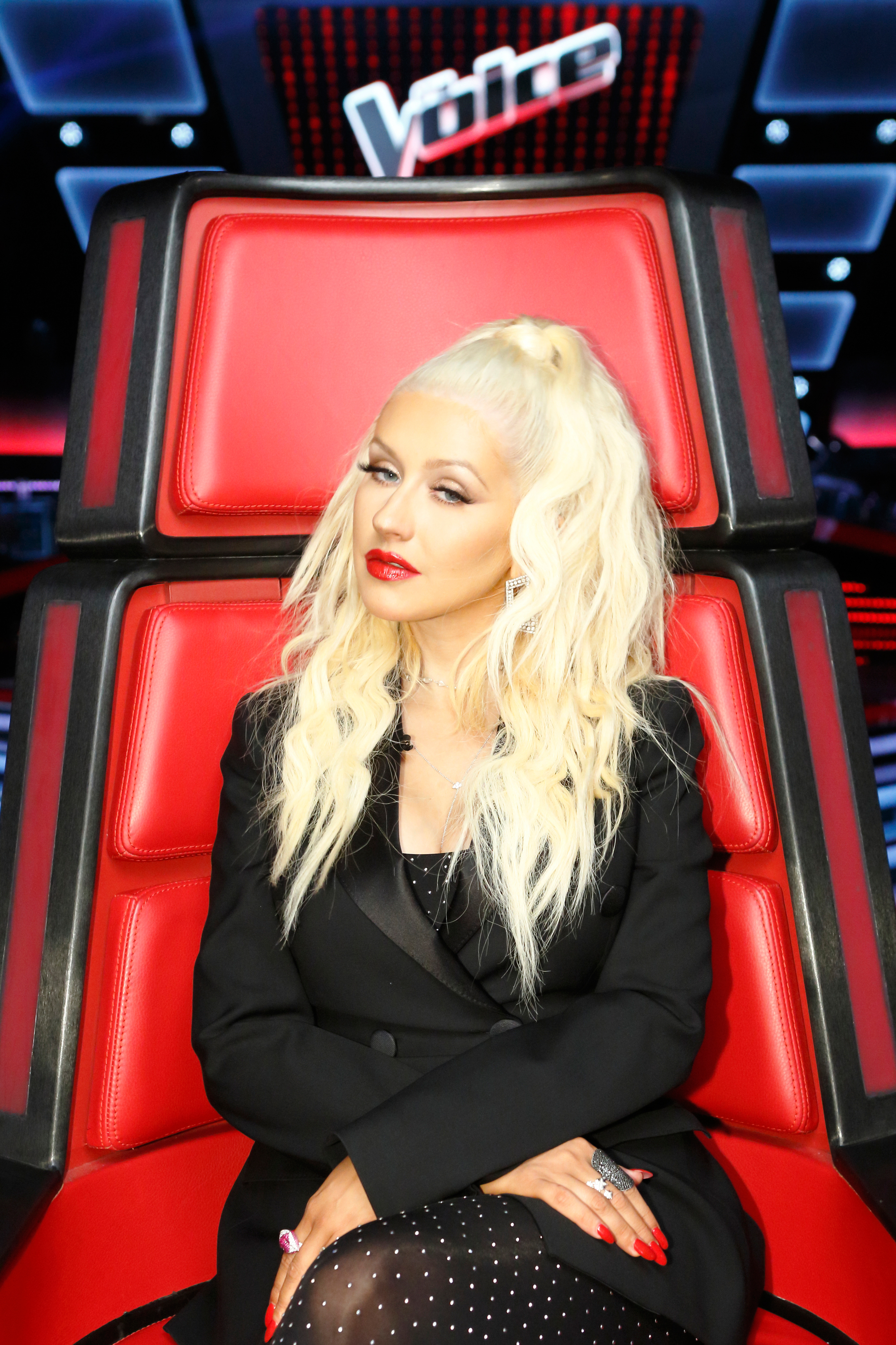 Can christina aguilera completely naked congratulate, very