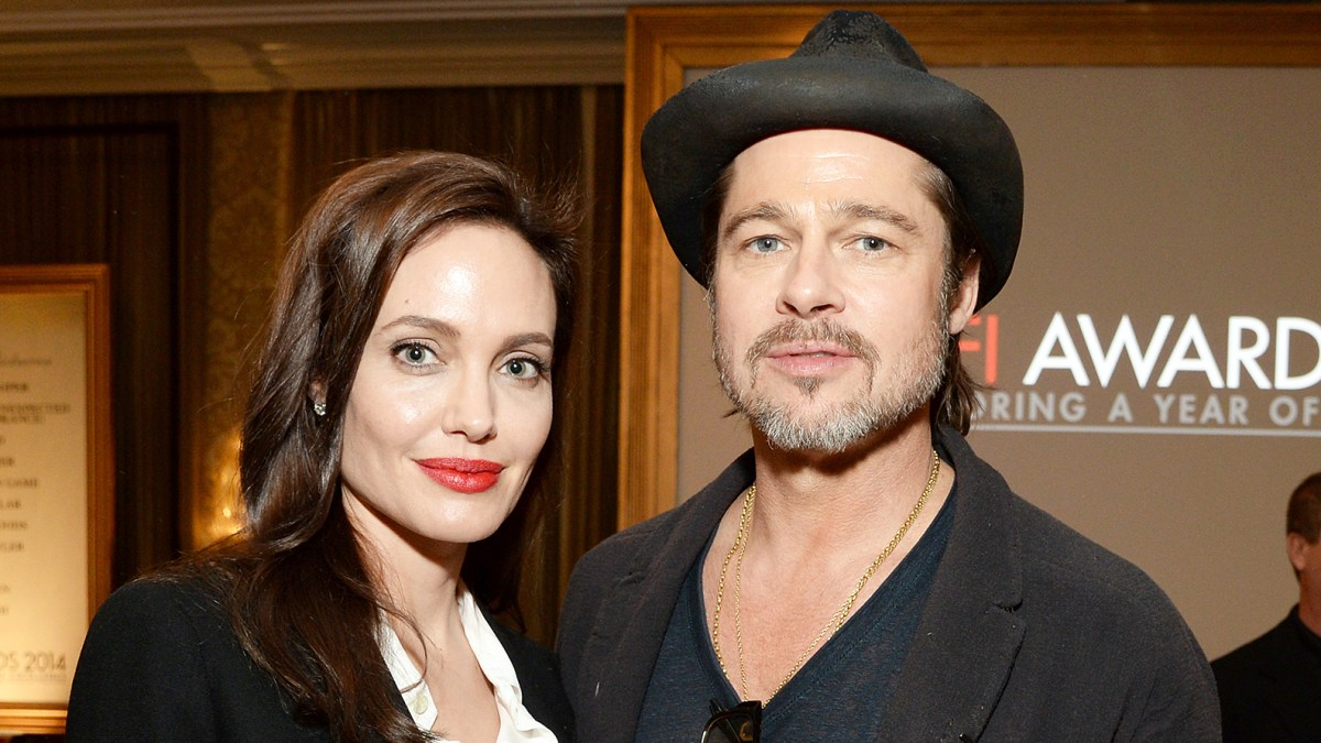 5edf063ea27 Brad Pitt and Angelina Jolie Reach New Temporary Custody Agreement for  Summer
