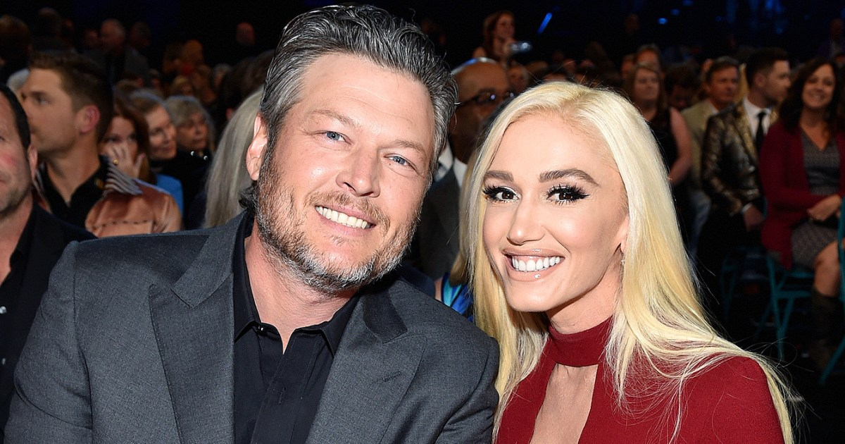 Gwen Stefani, Blake Shelton Attend Wedding, Dance To