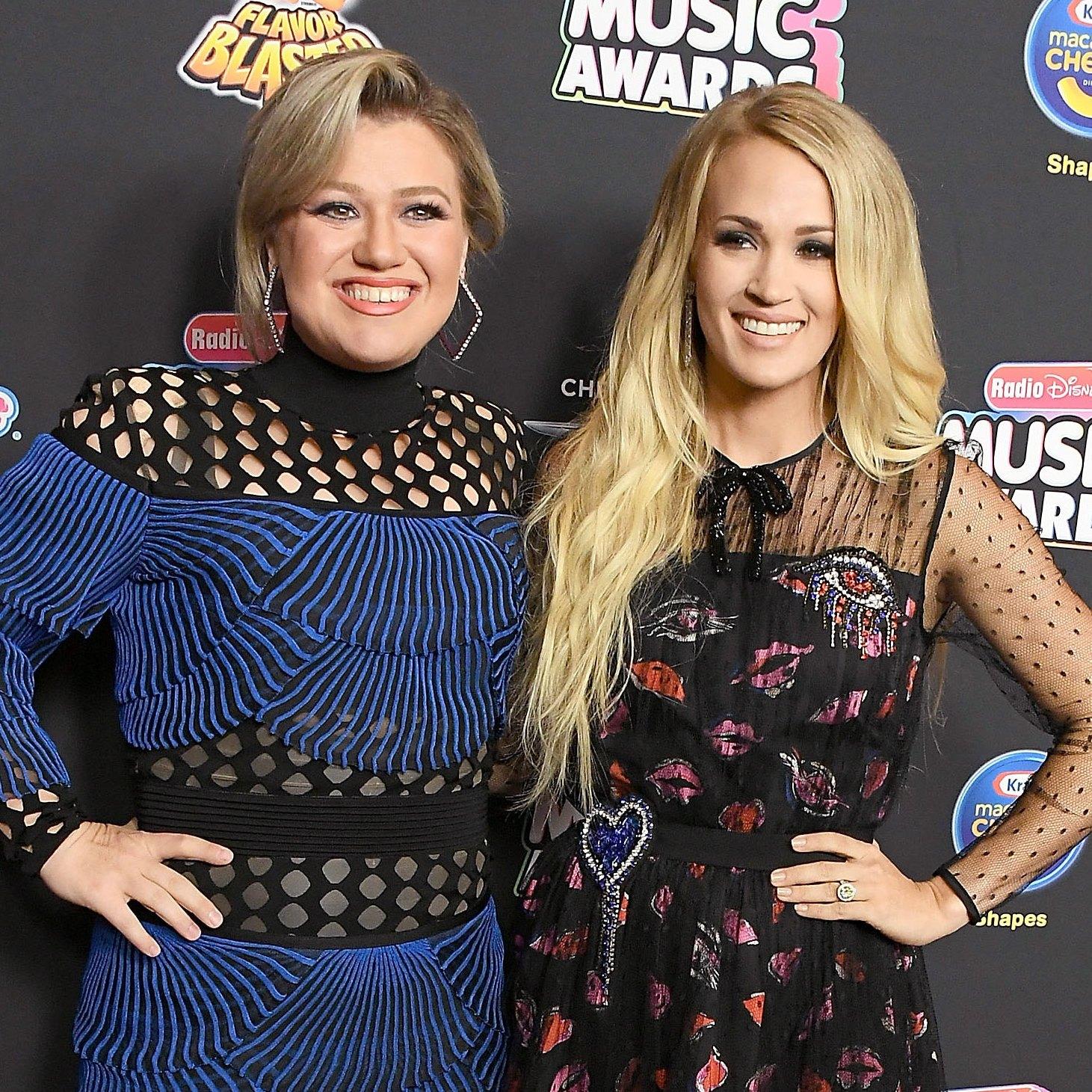 Kelly Clarkson, Carrie Underwood