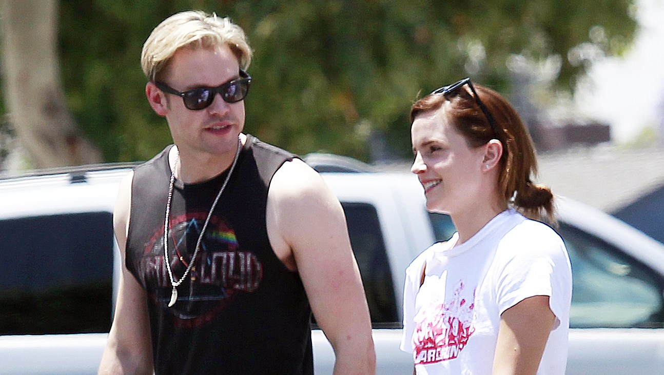 Emma Watson Chord Overstreet Back Together