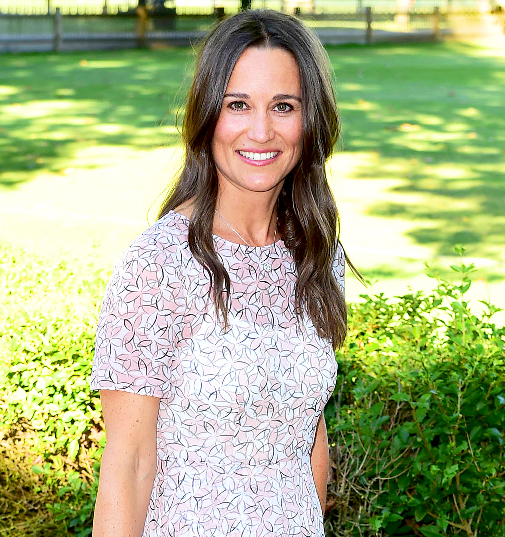 Pippa Middleton says she hasn't had morning sickness like sister Kate Middleton
