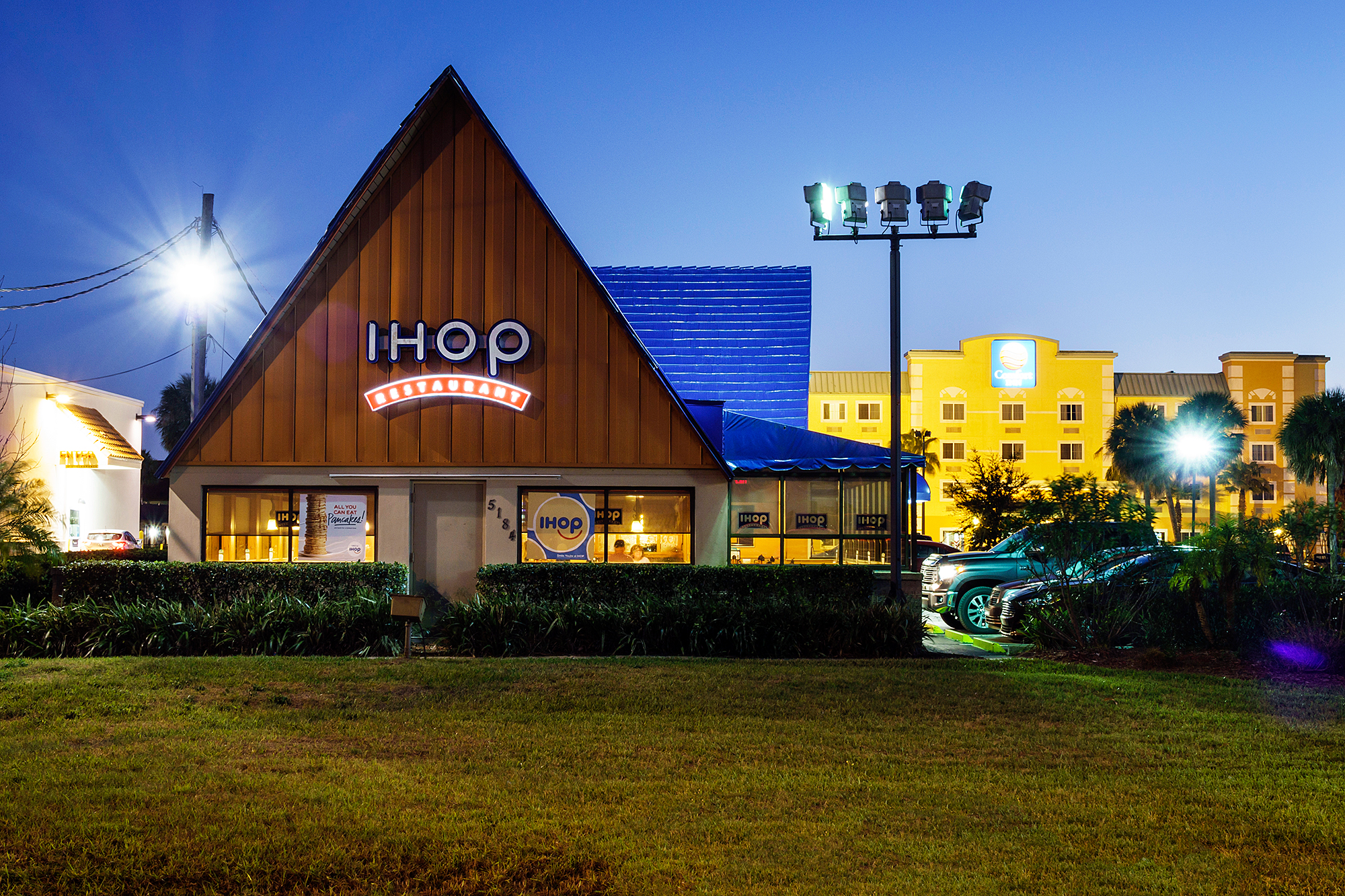 Say Goodbye To IHOP & Hello To IHOB, Whatever That Is