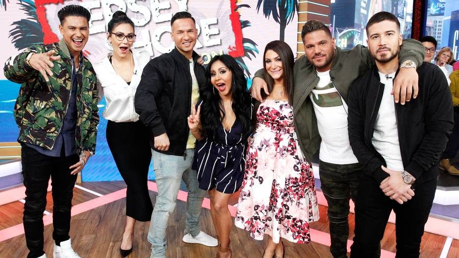 Jersey Shore Family Vacation Season Two Las Vegas Filming