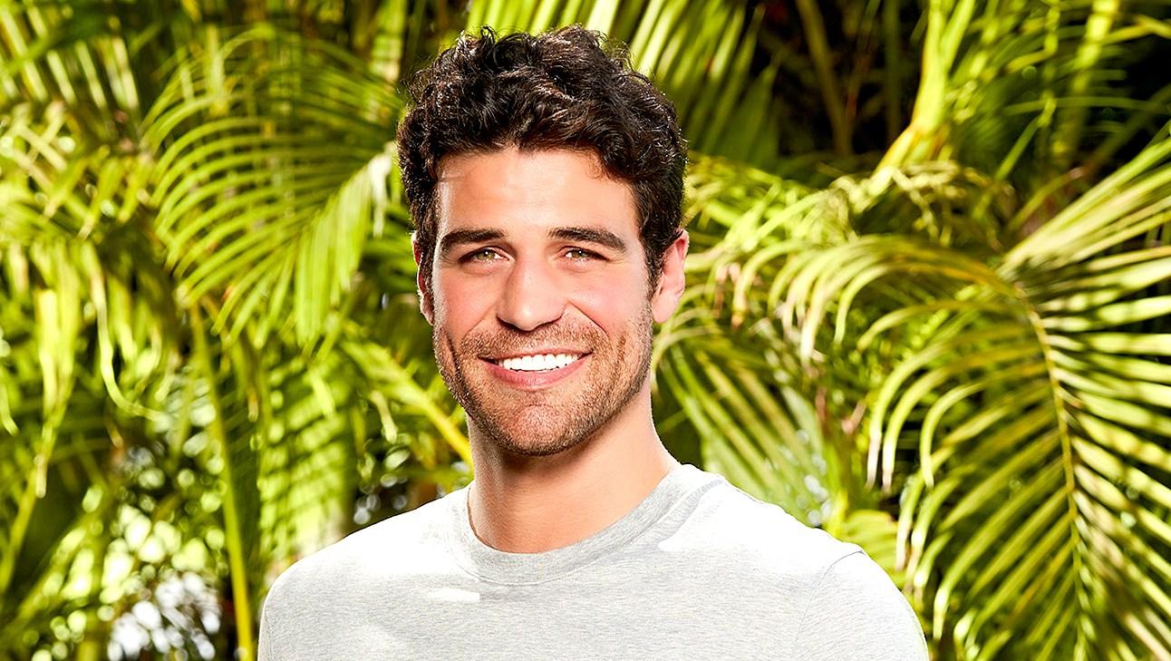 Joe on Bachelor In Paradise.