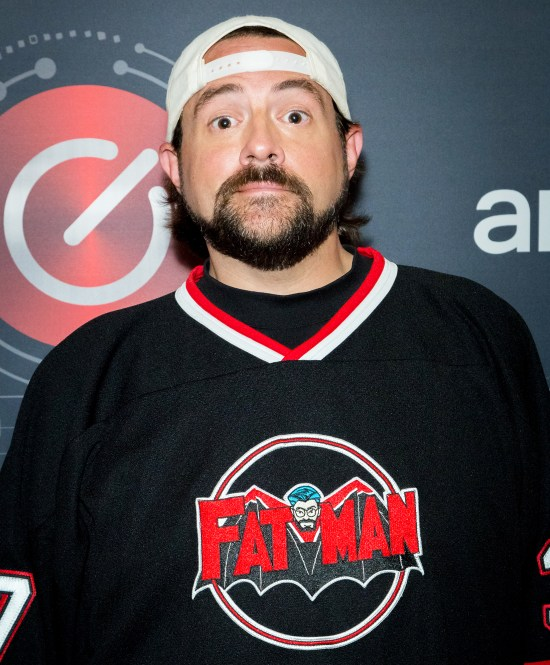 Kevin Smith Loses 43 Pounds Heart Attack