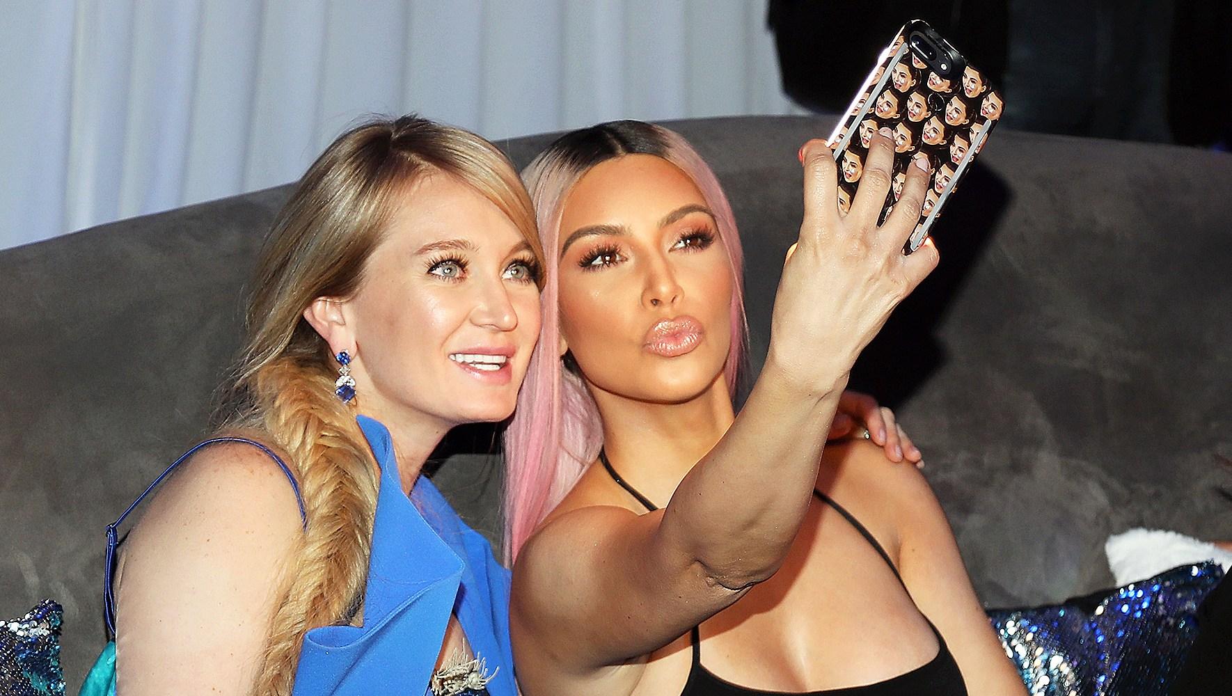 Kim Kardashian Done Taking Selfies