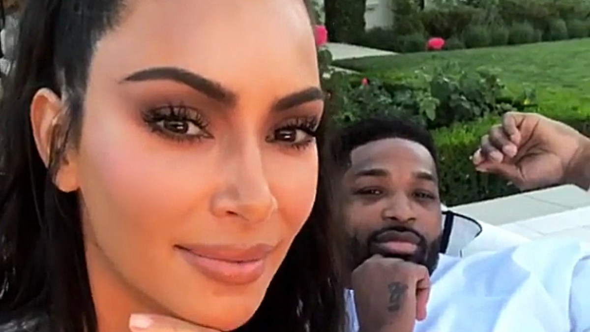 c56f928ced8 Kim Kardashian Begs Tristan Thompson to Unblock Her on Instagram