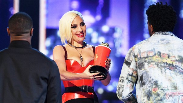 Lady Gaga Black Panther Best Movie MTV Movie Awards 2018