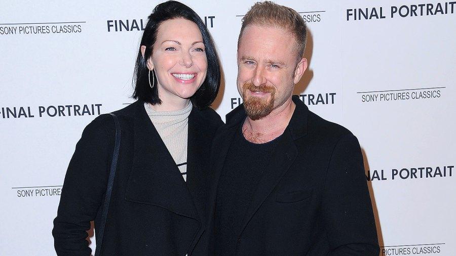 Laura Prepon, Ben Foster, Married