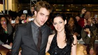 Kristen Stewart Robert Pattinson Reunite