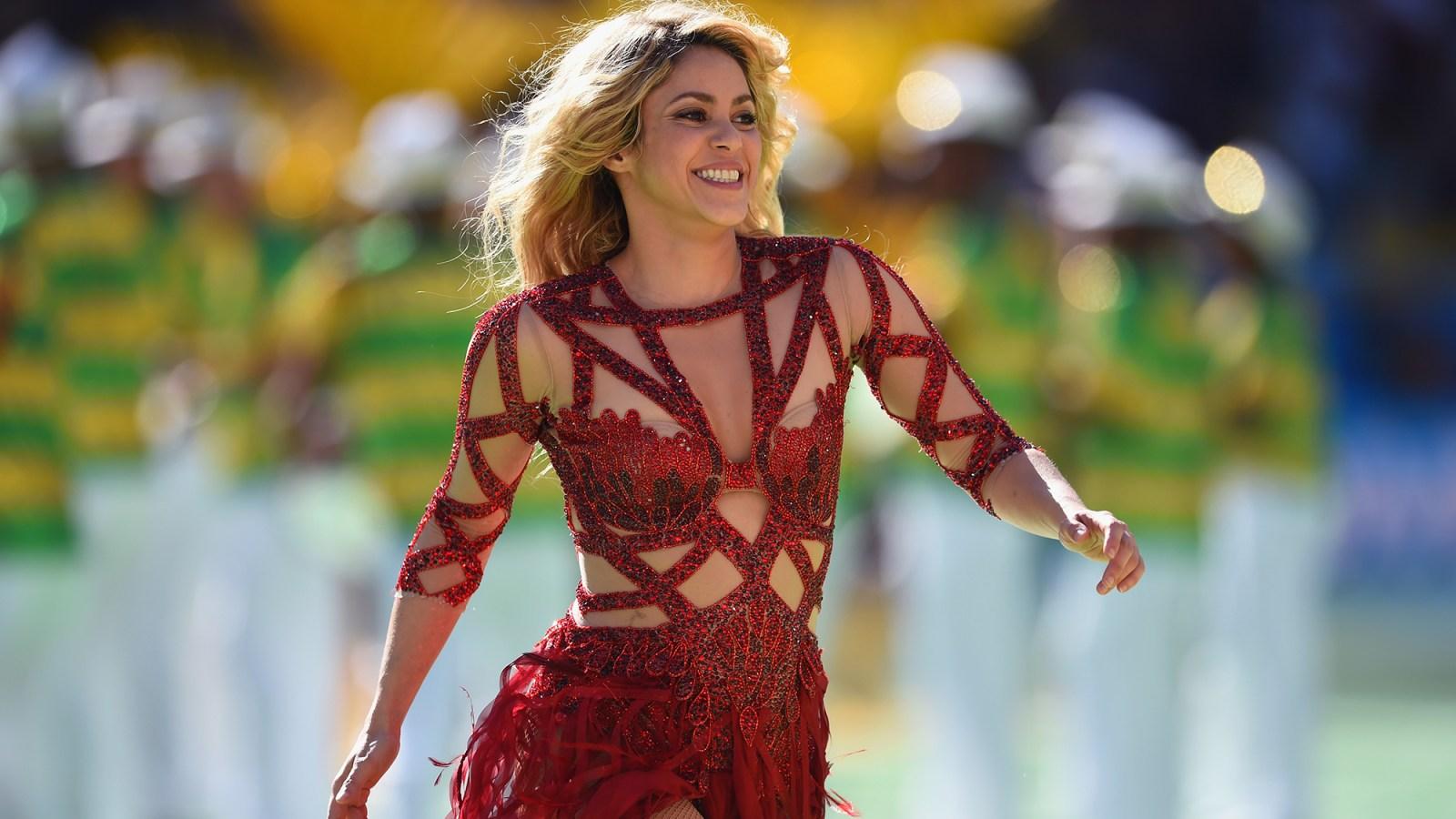 Шакира вака вака, Shakira - Waka Waka (FifaWorld Cup) - скачать 24 фотография