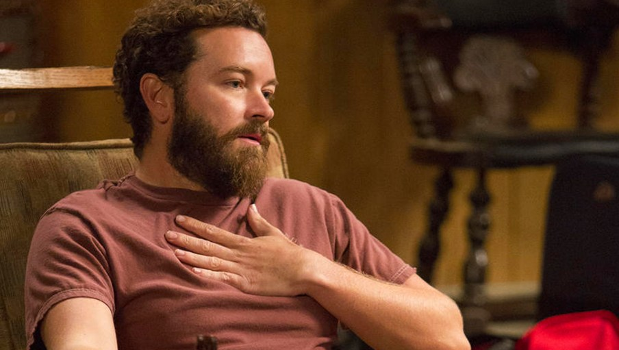 Danny Masterson on 'The Ranch.'