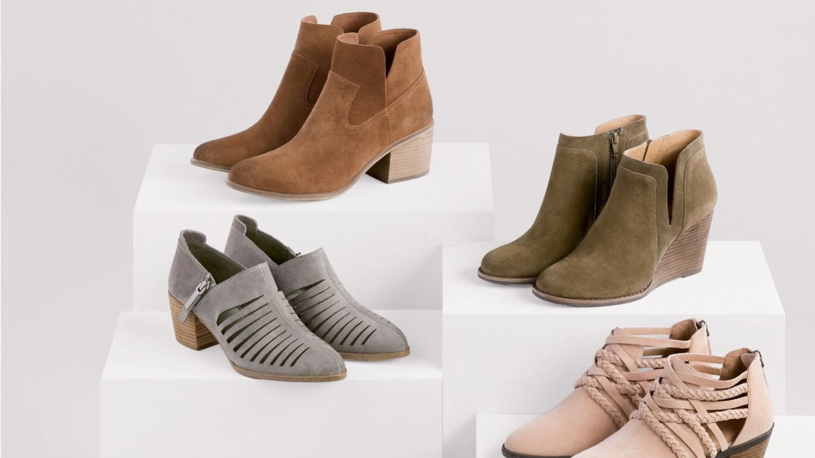 8c344e0caa59 Nordstrom Is Selling Lucky Brand Booties for Under  100 — Buy Them Fast!
