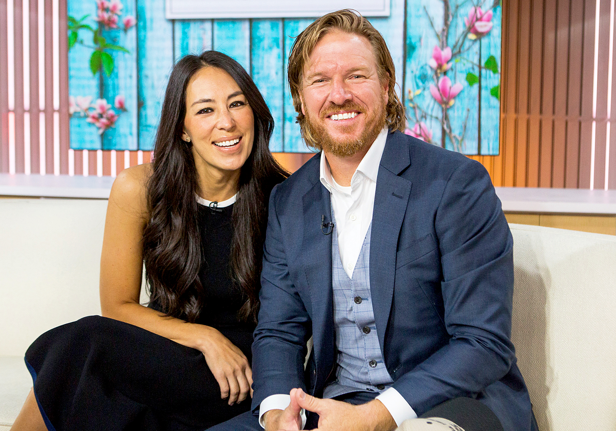 Joanna and Chip Gaines' Daughters Take Turns Cradling Their Baby Brother