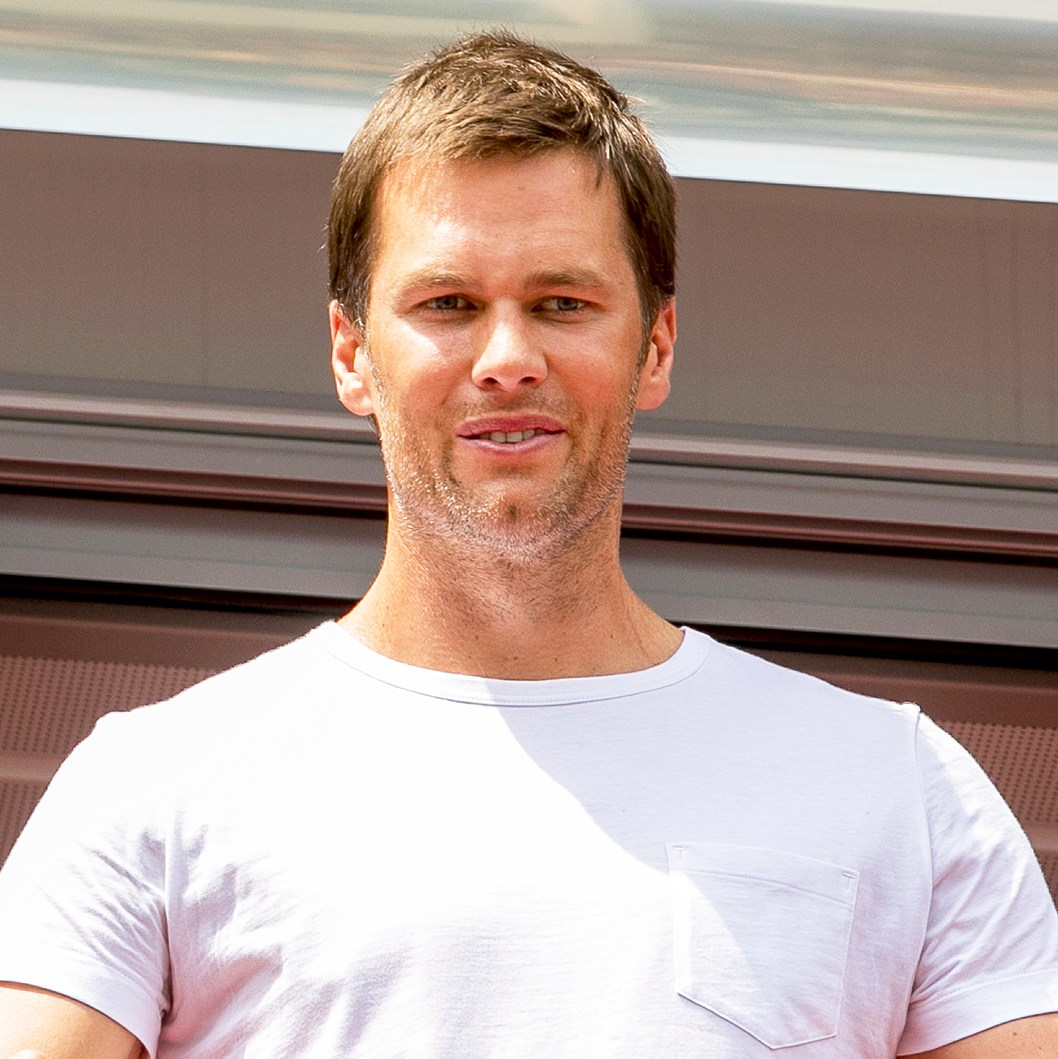Tom Brady attends the 2018 Monaco Formula One Grand Prix at Circuit de Monaco in Monte-Carlo, Monaco.