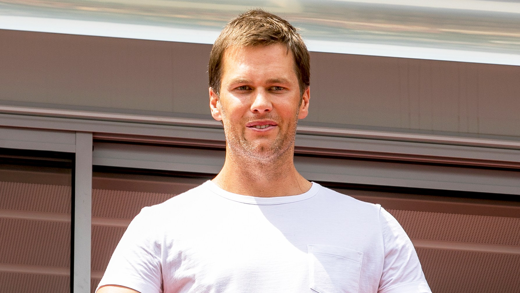 Tom Brady attends the 2018 Monaco Formula One Grand Prix at Circuit de Monaco in Monte-Carlo, Monaco.