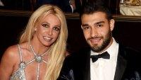 Britney Spears Sam Asghari engaged engagement