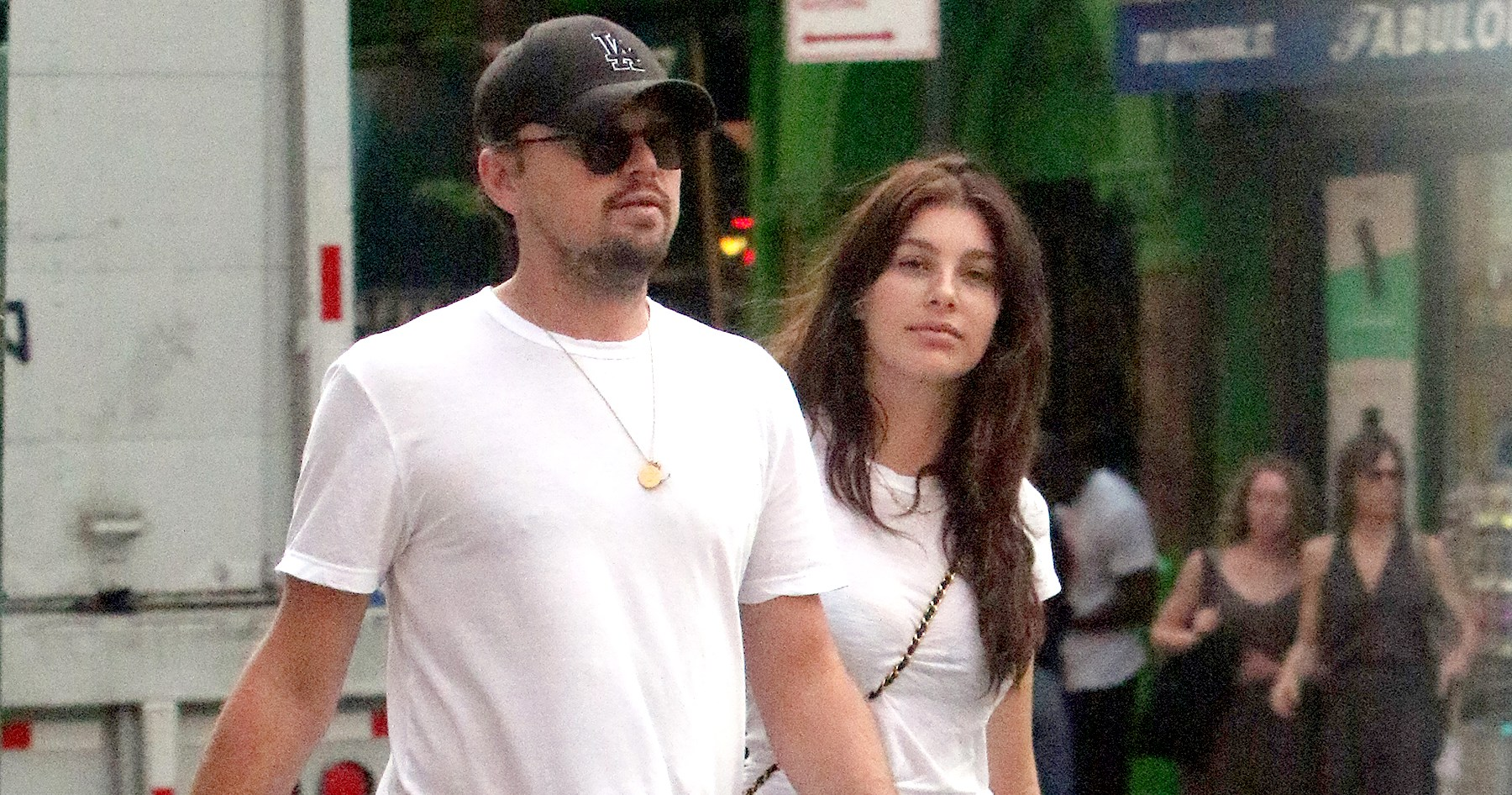 Leonardo DiCaprio and Cami Morrone Enjoy Massages During Date Night in West Hollywood