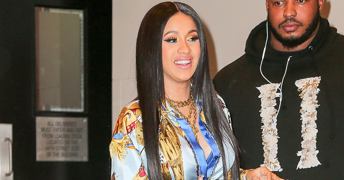 Cardi B Pet: Cardi B Talks Baby Kulture, Says Being A Mom Requires Full