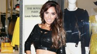 Farrah Abraham, Dating, Man