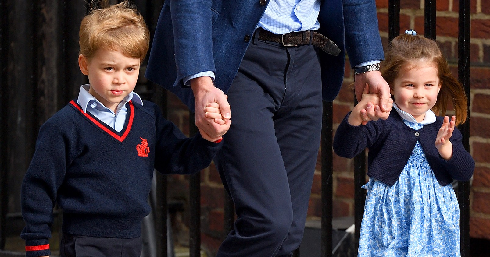 Prediction: What George and Charlotte Will Wear to Princess Eugenie's Wedding