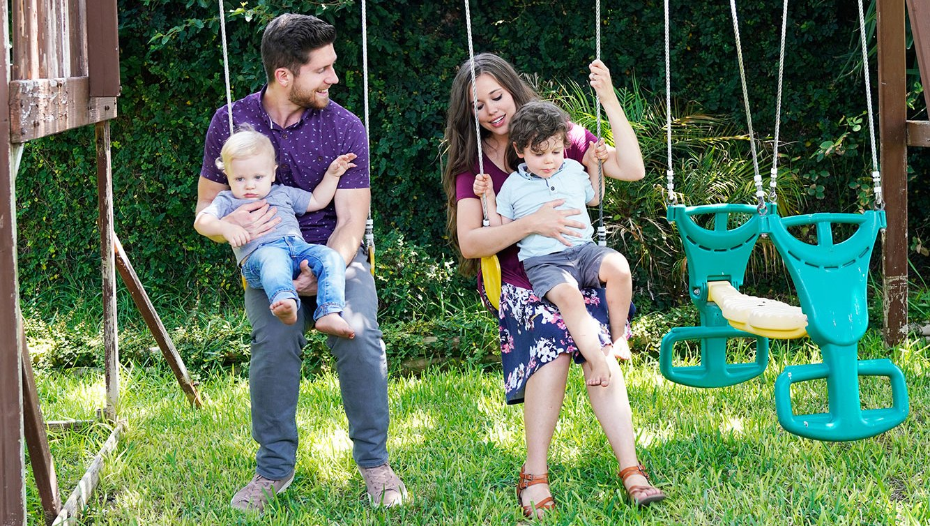 Jessa Ben Seewald son sons Spurgeon and Henry