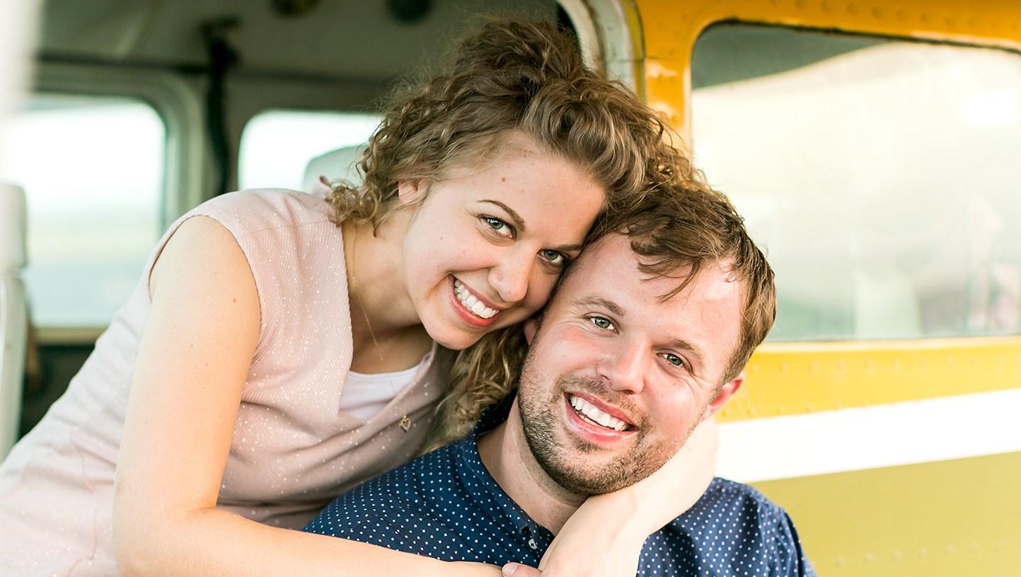 John-David Duggar is engaged to Abbie Grace Burnett