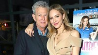 Katharine McPhee, David Foster, Engagement, Haters