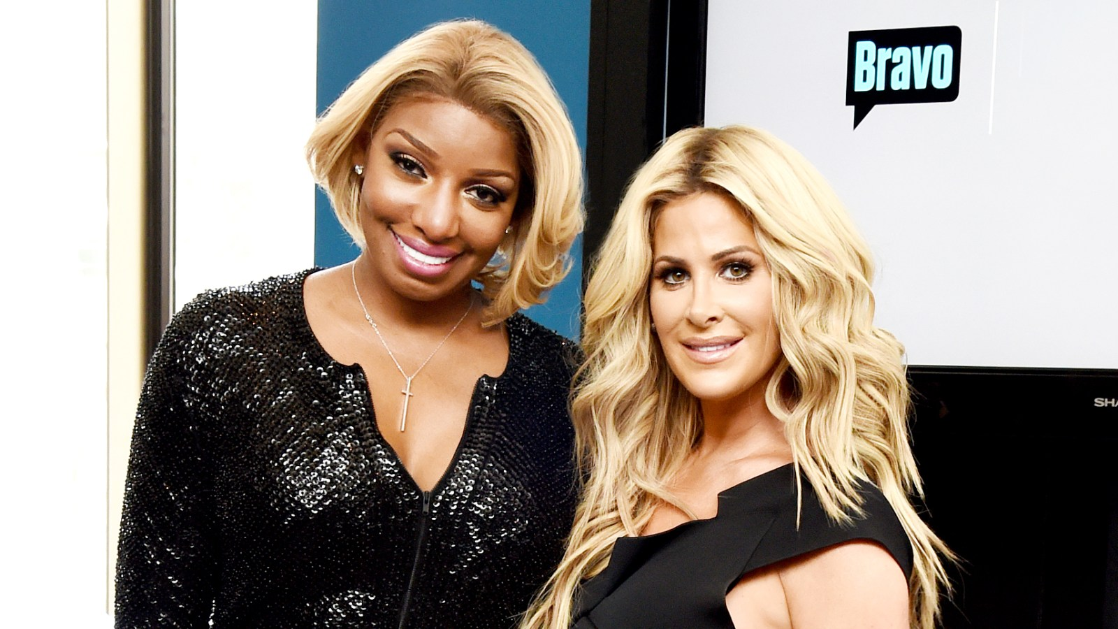Kim Zolciak s New Song  Wig  Is Not Inspired by NeNe Leakes eeb3ed79cdbc
