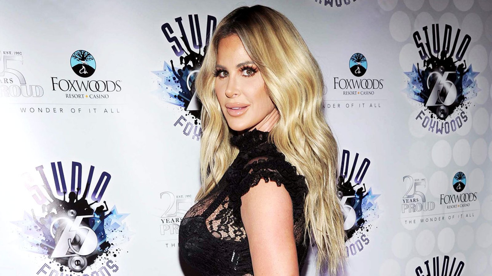 61175a12df37 Kim Zolciak Is  Thinking  About Getting Smaller Breast Implants   They re  Heavy  - Us Weekly