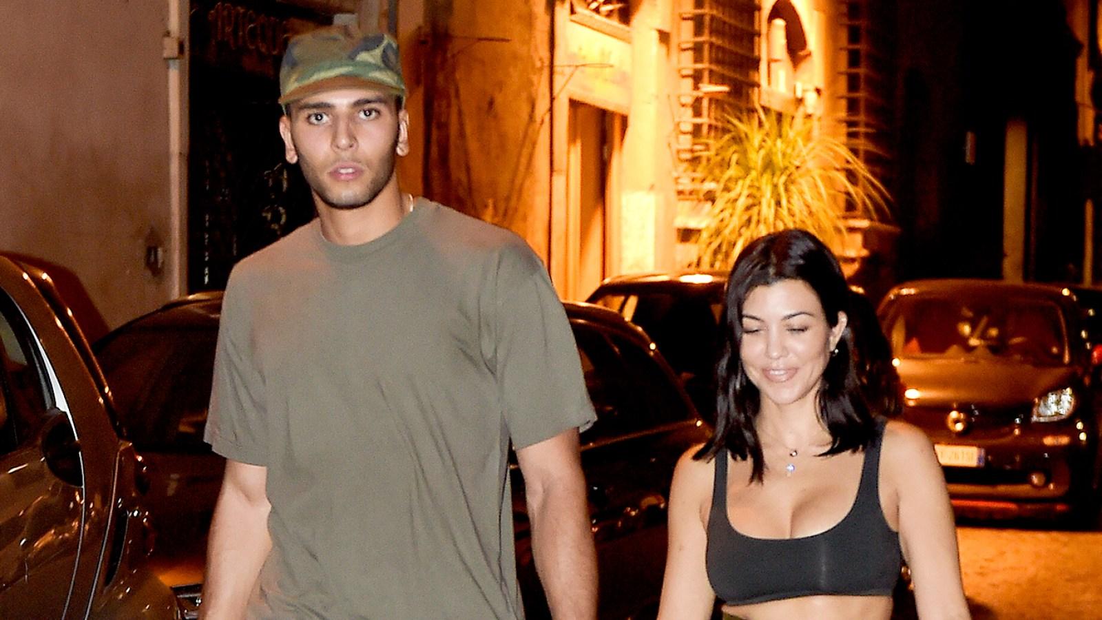 43bca57fcd2 Kourtney Kardashian s BF Younes Bendjima s Comment Was a  Joke