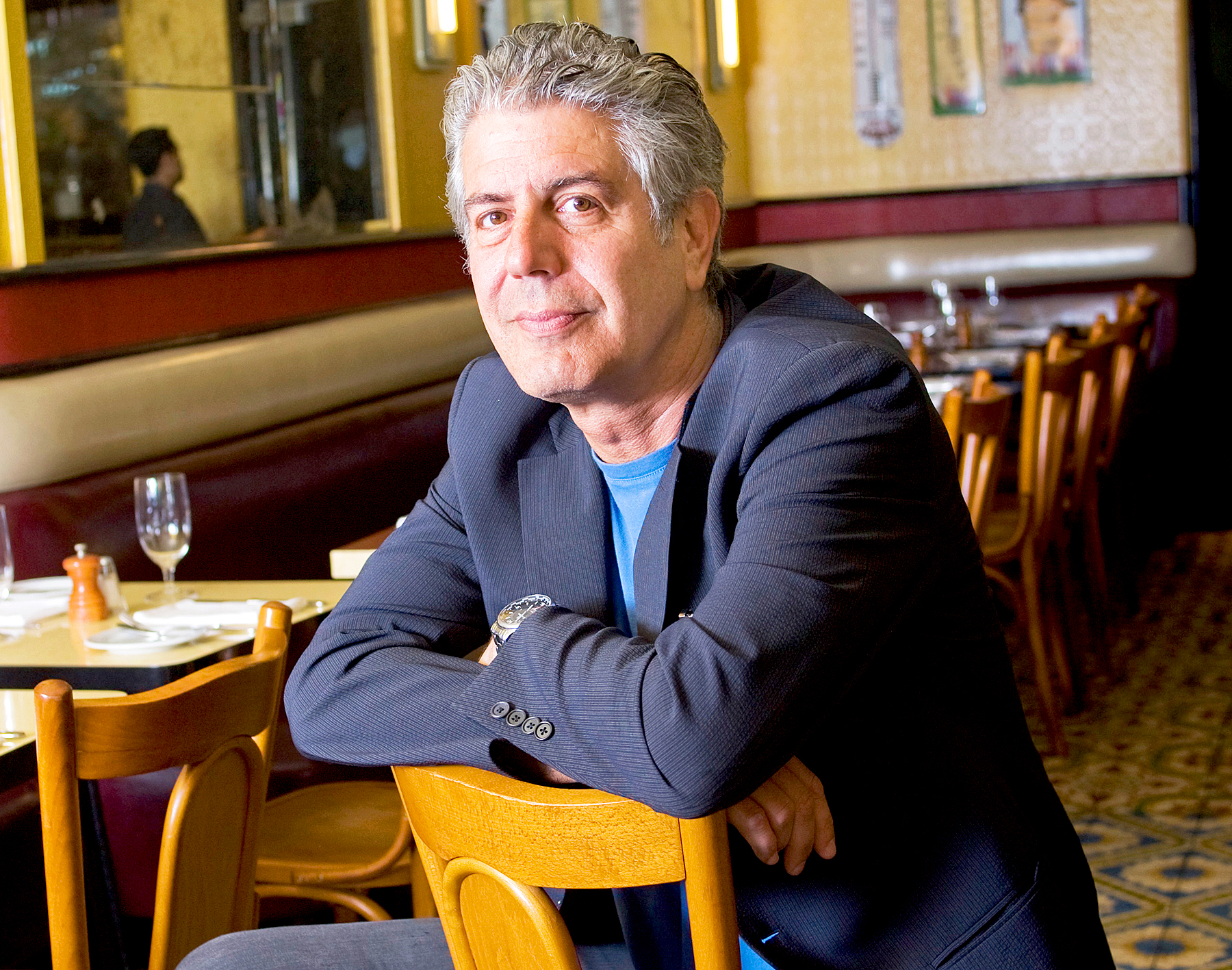 Anthony Bourdain's 11-Year-Old Daughter Will Inherit Most Of His Estate