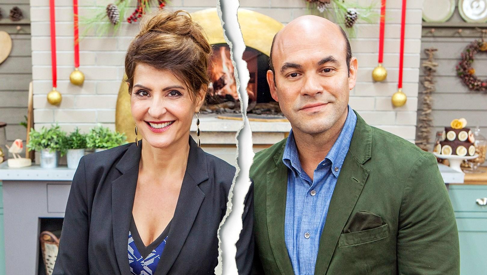 Celebrity Splits of 2018 Nia Vardalos Ian Gomez split1