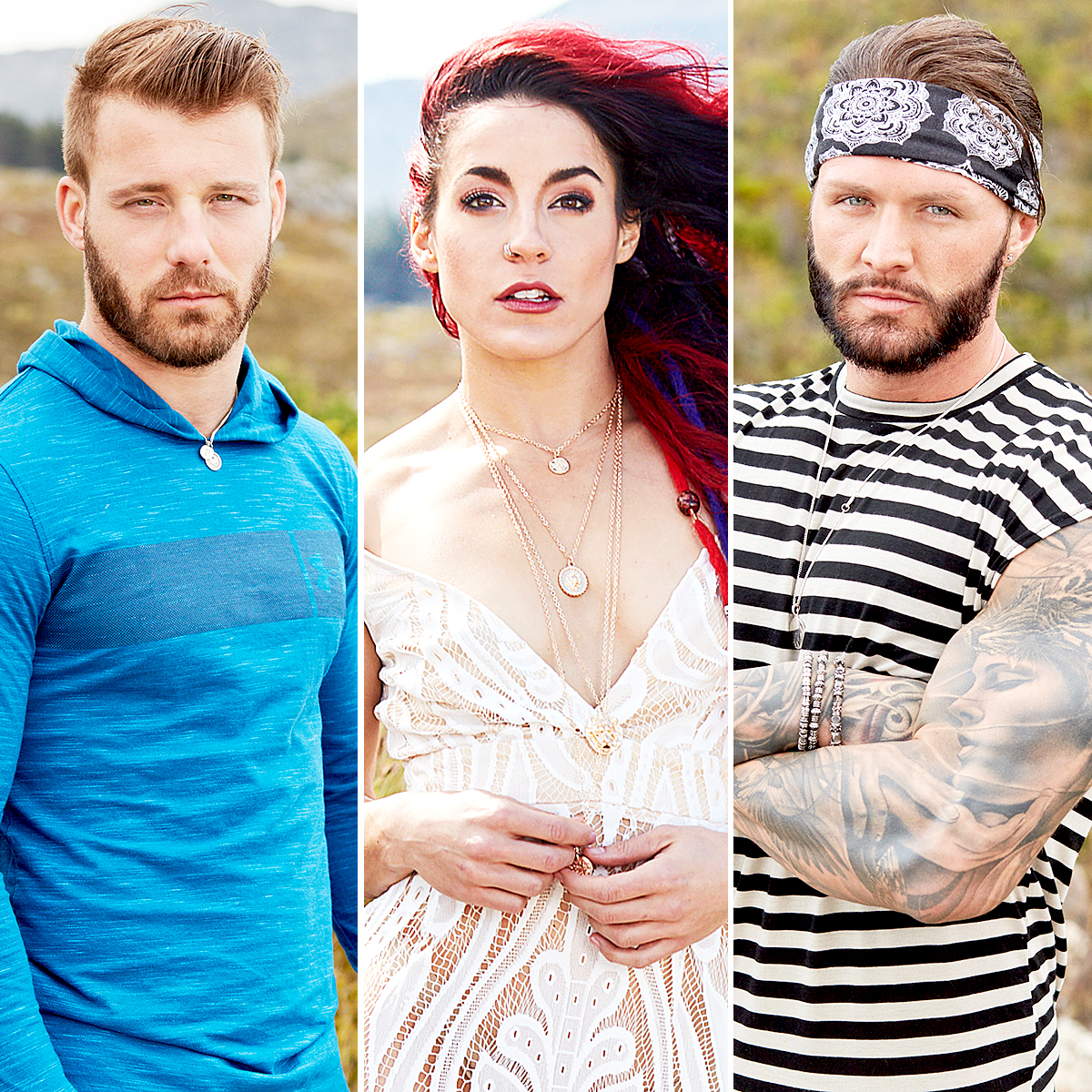 Who did cara maria hook up with on the challenge