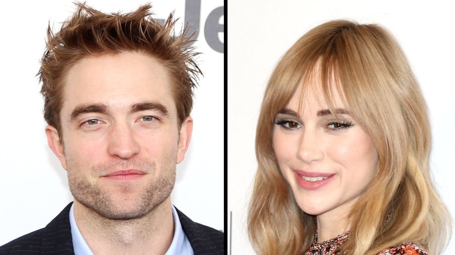Robert Pattinson Suki Waterhouse new couple alert