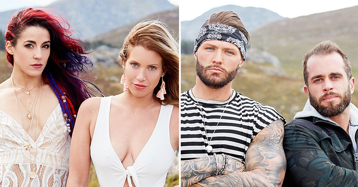 The Challenge Final Reckoning How Each Team S Feud Began