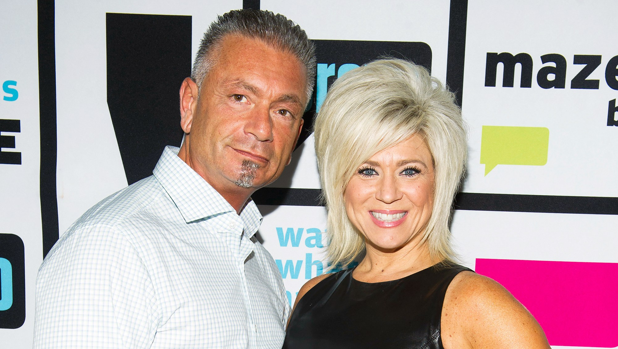 Larry Caputo Theresa Caputo Divorce Filing