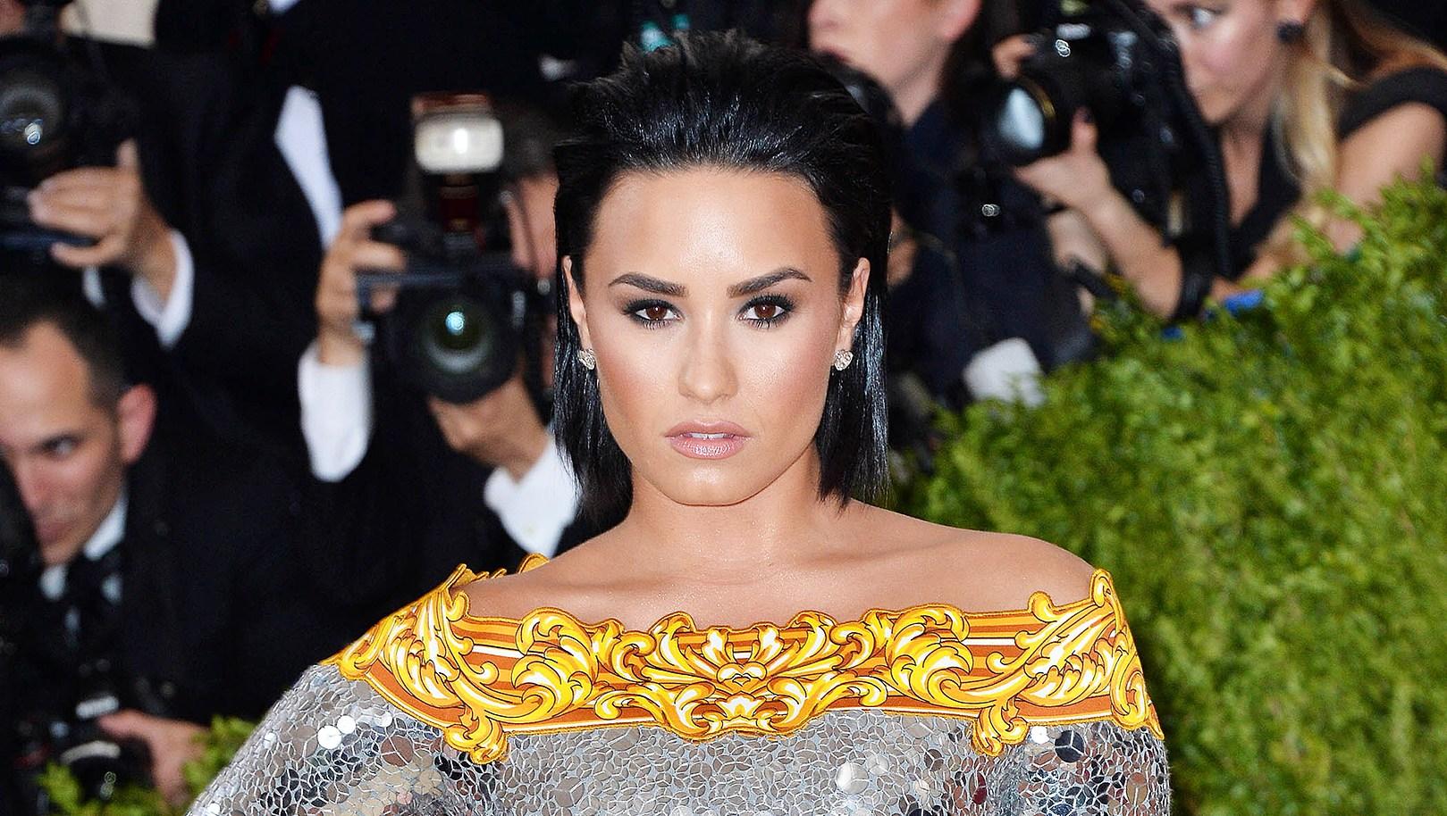 Demi Lovato Breaks Silence Drug Overdose