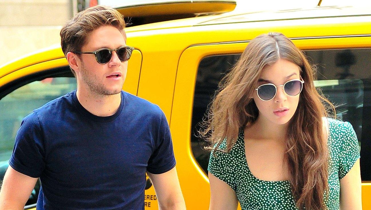 Niall Horan and Hailee Steinfeld